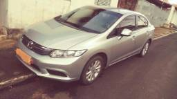 Honda Civic LXS 1.8 - 13/14 Manual - 2013
