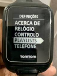 Relógio Tomtom Spark Cardio + Music