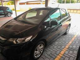 Honda Fit Automático CVT - 2015