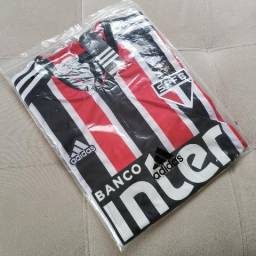 Camisa São Paulo Oficial Hernanes 15 Tamanho G