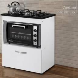 Renove sua cozinha! Balcão Cooktop 1 Porta (Cooktop 4 ou 5 bocas) ? Salvia