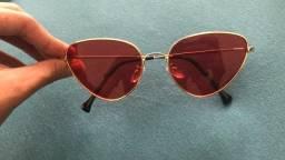 548e8c04b82 Óculos lente vermelha