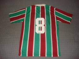Camisa Fluminense Penalty Anos 80 Taça Olimpica  8 Jogo Raridade f40d746187260