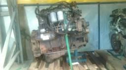 Motor F1000 1998 Parcial (Bloco Montado+Cabeçote / Sem Acessórios) *Foto Ilustrativa