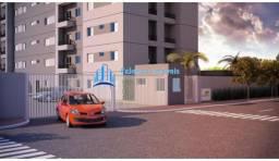 Apartamento 2 dormitórios com sacada e lazer completo - Apartamento em Lançament...