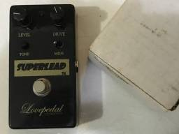 Lovepedal Superlead overdrive distortion british tone