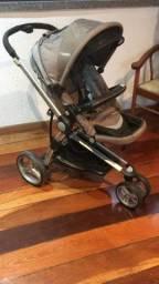 Carrinho bebê 889 Compass II Lenox Kiddo