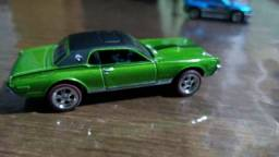 68' Mercury Cougar Larry's Garage 2009 Hotwheels