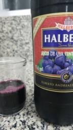 Suco de Uva Tinto Integral Halberth