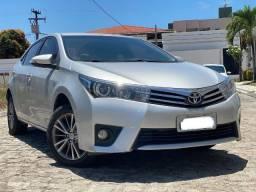 Toyota Corolla Altis 2.0 4 pneus novos