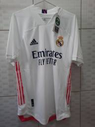 CAMISA REAL MADRID TEMPORADA 20/21