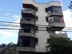 Apartamento com 1 dormitório à venda, 55 m² por R$ - Agriões - Teresópolis/RJ - AP 0376
