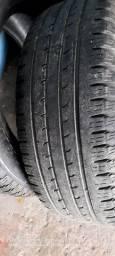 pneus 17 mea vida estava em uma crv