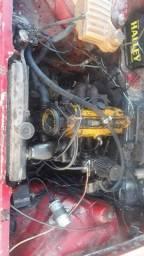 Motor de chevette cabeçote rebaixado