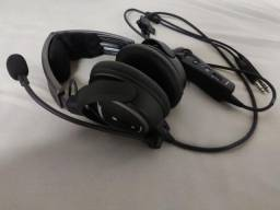 Headset Bose A20 plug Duplo