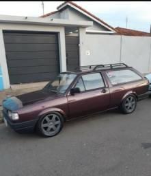 Parati Quadrada Turbo - 1994