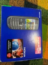 Celular Nokia C3 novo na caixa