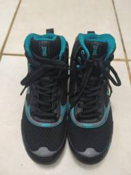 Bota Everlast Force Azul (usada) TAM 37