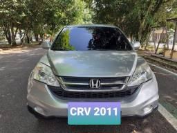 CRV automática novinha 2011