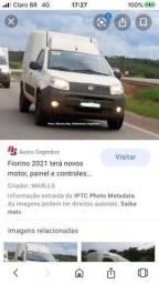 Título do anúncio: Fiat/fiorino baú 1.4 hard working/2021 completa a faturar