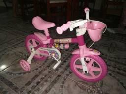 Vendo bicicleta ta zerada