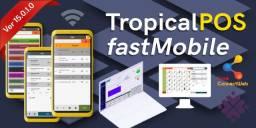 Sistema Chefproducent TropicalPOS Rede FastMobile
