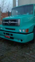 Mb 1620 Truck Bau 11,40