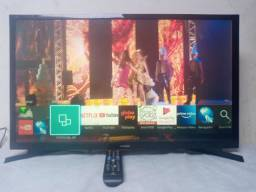 Smartv Samsung 32 Top Demais, Completa Só HOJE!!!