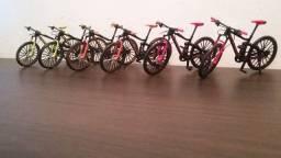 Miniaturas Mountain bike escala 1:10