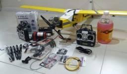 Aeromodelo para Iniciantes e equipamentos