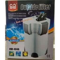 Filtro Canister Sunsun 2.000 l/h - Hw-404A