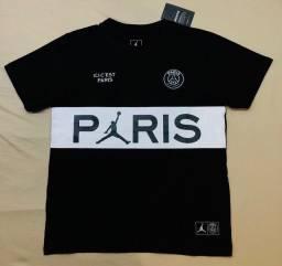 Camisa Jordan PSG - Ici C?Est Paris!