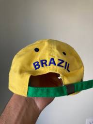 Boné Brasil da Polo