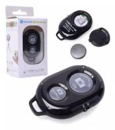 Controle Remoto Disparador Bluetooth Celular Selfie Universal