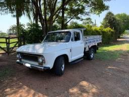Chevrolet C10 - 1975 - Diesel