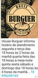 House Burger Delivery