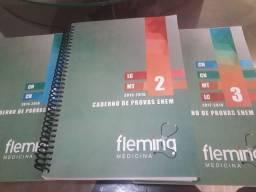 Cadernos de provas enem