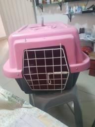 Caixa para transporte de animais mokoi