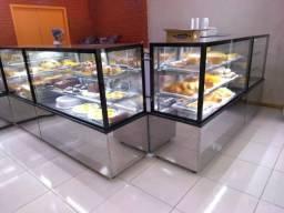 Projeto completo e toda a linha de equipamentos para montagem de padarias!