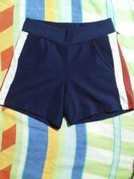 Shortinhos veste 36/38. 10,00 cada.
