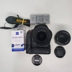 Dslr Nikon D5300 / 8.530 Clicks + Brinde