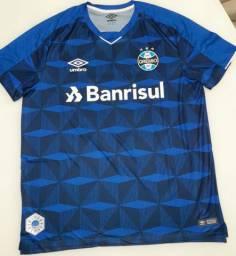 Camiseta Grêmio 19/20 tamanho GG com número