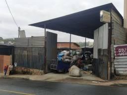 Empresa de compra e venda de materiais recicláveis