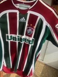 Camisa manga longa Fluminense