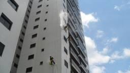 Limpador de fachadas