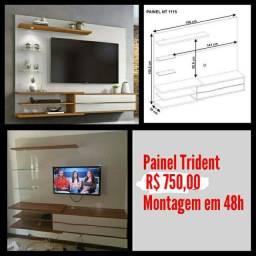 Painel Trident / Montagem em 48h.