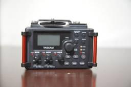 Tascam Dr-60d Mkii Gravador Digital Profissional - Perfeito Estado!