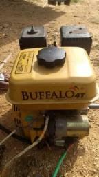 Motor a gasolina com partida elétrica