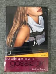 Livro Você sabe que me ama Gossip Girl vol2