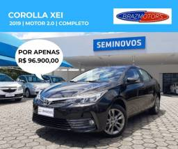 Corolla xei autom. 18/19 2.0